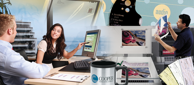 Browse and choose from our huge selection of thousands of promotional products for your company