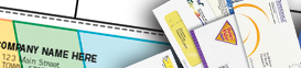 We print business forms like letterheads, application forms, envelopes, business forms and more