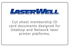 laser printed id tags